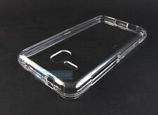 FOR ALCATEL ONETOUCH FIERCE XL CRYSTAL CLEAR HARD SNAP-ON CASE PROTECTIVE COVER