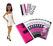 Barbie Fashion Design Maker Includes Black/African American Barbie Doll