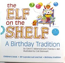 The Elf on the Shelf: A Birthday Tradition (Elf not included) NEW