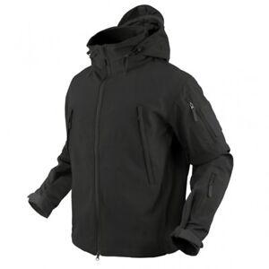 Soft Shell Jacket Summit Condor Black