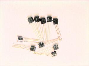 "2SD773 ""Original"" NEC Transistor 10 pcs"