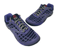 Reebok Crossfit Nano 3.0 Womens Super Hero Purple and Black Shoes Size 9 M44458