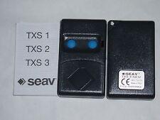 1 x SEAV TXS2, dipswitch Remoto/Fob GRATIS UK, in scatola Nuovo di zecca/