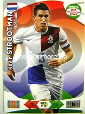 Adrenalyn XL - Kevin Strootman - Niederlande - Road to 2014 FIFA World Cup