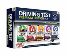 Avanquest Driving Test Premium Edition 2015 Dvd-rom for Windows