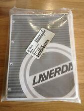 LAVERDA 750 GENUINE OFFICIAL WORKSHOP MANUAL BRAND NEW