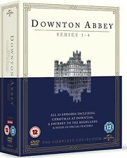 DOWNTON ABBEY ITV TV Series Complete DVD Collection Boxset Season 1+2+3+4 New