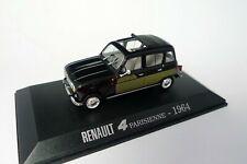 RENAULT 4 PARISIENNE 1964 - Universal Hobbies Norev M6 1/43