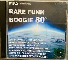 MK2 Presente RARE FUNK BOOGIE 80's CD (Compact Disc) 2019  FUNK MODERN SOUL mp3