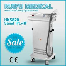 Multi elight beauty equipment HKS820 stand IPL with RF hair removal machine