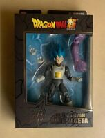 Bandai Dragon Ball Stars Super Saiyan Blue Vegeta Action Figure *Fusion Zamasu*