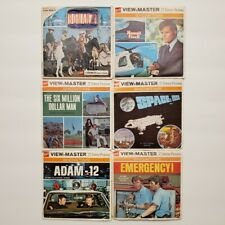 CLASSIC TV View-Master  - GAF - Hawaii Five-O - Emergency! - Space: 1999 - MORE!