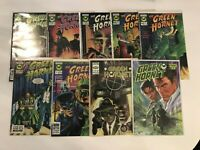 Lot of 9 Green Hornet Vol. 3 #7 8 9 10 11 37 Annual 1 Tales Vol.2 #4 Vol. 4 #4