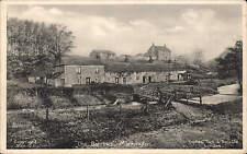 Markington between Harrogate & Ripon. The Barrows # Mkn 12 by Tuck.
