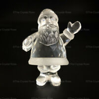 RARE Retired Swarovski Crystal Santa Claus 221362 Mint Boxed Father Christmas