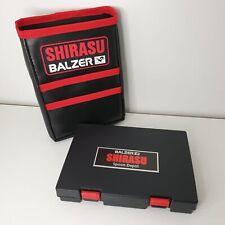 Balzer Shirasu Gürteltasche mit Spoon Depot Box für Blinker Spinner Wobbler NEW