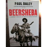 Beersheba A Journey through Australia's Forgotten War Australian Light