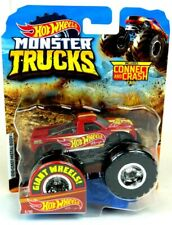 2019 Hot Wheels Monster Trucks HOT WHEELS RACING 3/50 Includes Connect and Crash
