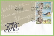 Aland 2009 Europa Authors First Day Cover