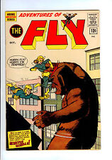 ARCHIE:  THE ADVENTURES OF THE FLY#22 MID GRADE