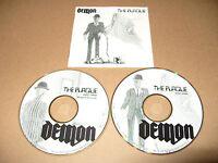 Demon The Plague 2 cd 15 tracks 2001 Excellent Condition Rare