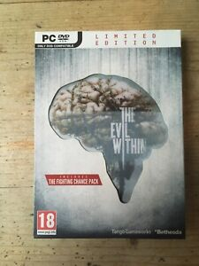The Evil Within Limited Edition For PC