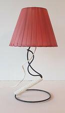 Petite lampe années 50-60