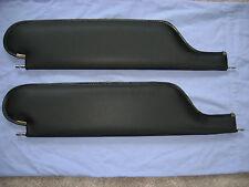 1966-67 chevelle SS   sun visors black tier