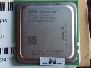 AMD Opteron 2212 Server CPU Dual Core Sockel F 2,2Ghz 2MB L2 Cache neu