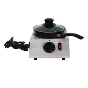 110V Chocolate Melt Machine 1 Pot Electric Chocolate Tempering Pot Portable USA