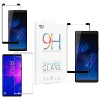 Premium [Tempered Glass] Full Screen Protector Film for Samsung Galaxy Note 9
