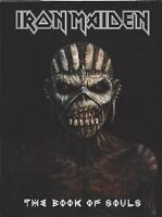 IRON MAIDEN / THE BOOK OF SOULS - LIMITED 2CD CASEBOUND DIGIBOOK DELUXE EDITION