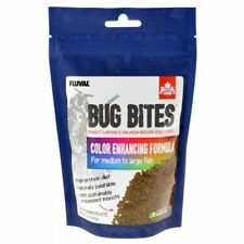 LM Fluval Bug Bites Color Enhancing Formula for Medium-Large Fish (3.5 oz)