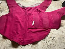 Pink Size Large Anxiety Thundershirt for dogs