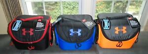 Under Armour 12 Can Cooler Thermos Insulated Hard Interior Your Choice Color NWT