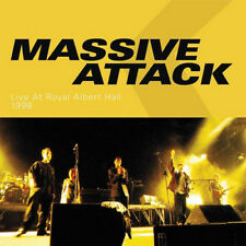 "Massive Attack : Live at Royal Albert Hall 1998 VINYL 12"" Album 2 discs (2016)"