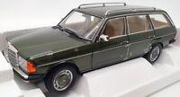 Norev 1/18 Scale Model Car 183730 - 1982 Mercedes Benz 200 T - Met Green