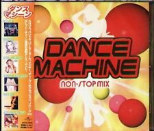 Dance Machine Non-Stop Mix - Japan CD NEW Rollergirl Shaggy Mary J. Blige Selma