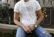 T-shirt THE PARIGOT Paris French Tee Parisian BOURBIER Organic Cotton BIO M