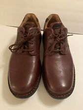 New Clarks Mens Un.ravel Unstructured Brown Oxford Shoes Size 16 $129