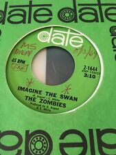 THE ZOMBIES - IMAGINE THE SWAN / CONVERSATION OF FLORAL STREET - US DATE + bag