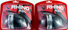 (Lot Of 2) Zebco Rhino Rsc3 Zs4583 2.9:1 Spincasting Reel Clamshell