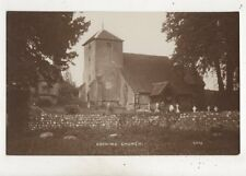 Cocking Church Sussex Vintage RP Postcard 650b