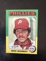 1975 TOPPS #70 MIKE SCHMIDT HOF PHILA PHILLIES— POPULAR ISSUE💥*** (wph)