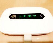 HOT SPOT Mobile MIFI WIFI 3G HSPA+ Wireless Modem E5331 WHITE/BIANCO