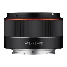 Samyang AF 24mm 1 2 8 für Sony E-mount