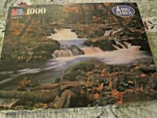 LITTLE CARP RIVER PORCUPINE  MTNS. ~ 1000 PC. PUZZLE FROM BIG BEN, NEW / SEALED