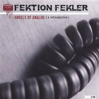 FEKTION FEKLER Angels Of Analog CD 2007 LTD.500