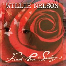 WILLIE NELSON - FIRST ROSE OF SPRING   CD NEUF