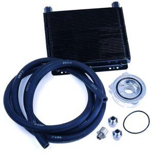 Engine Oil Cooler-SuperCooler Kit B & M 70270